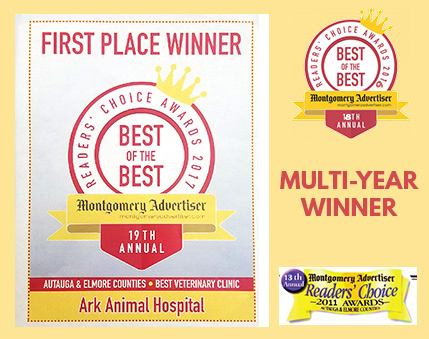 best veterinarian in Autauga & Elmore