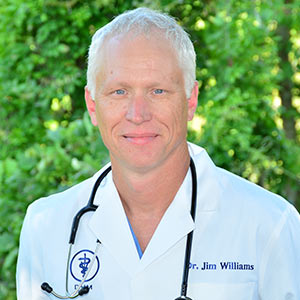 Meet Jim Williams, DVM